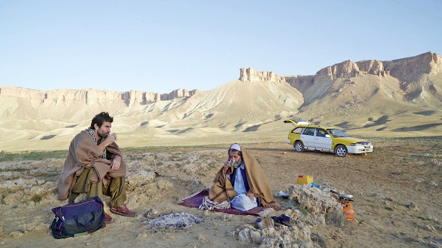 Talking Jirga with actor Sam Smith and director Ben Gilmour