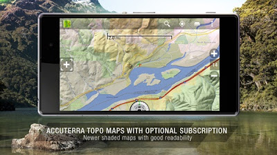aplikasi backcountry nav topo maps GPS