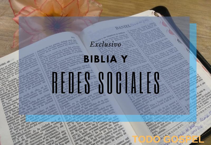 Biblia Y Redes Sociales Sabiduría De Lo Alto