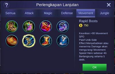 Build Item Granger Mobile Legends Tersakit dan Terbaru 2019