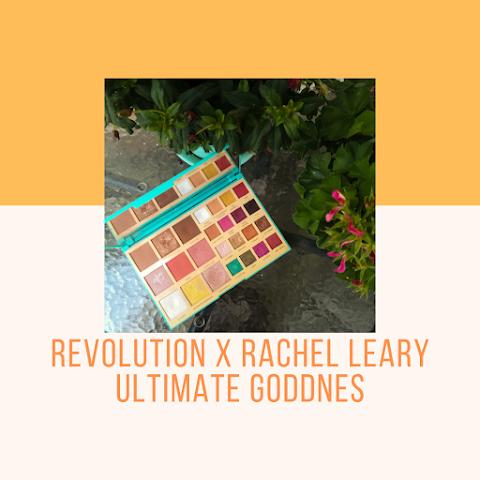 REVOLUTION X RACHEL LEARY ULTIMATE GODDNES