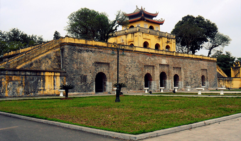 Vietnam, Central Sector of Imperial Citadel of Thăng Long Heritage Site