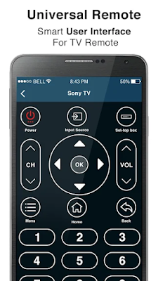 Remote Control for All TV v1.1.19 Premium APK