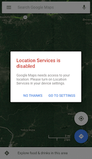 Google-Maps-Location-Services-Prompt This tweak gives you a better user experience by using Google Maps (jailbreak) Technology