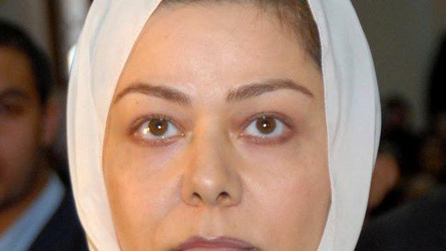 """A filha de Saddam Hussein, Raghad Saddam Hussein, prometeu confrontar todos aqueles que """"a insultaram"""", processando-os de volta."""