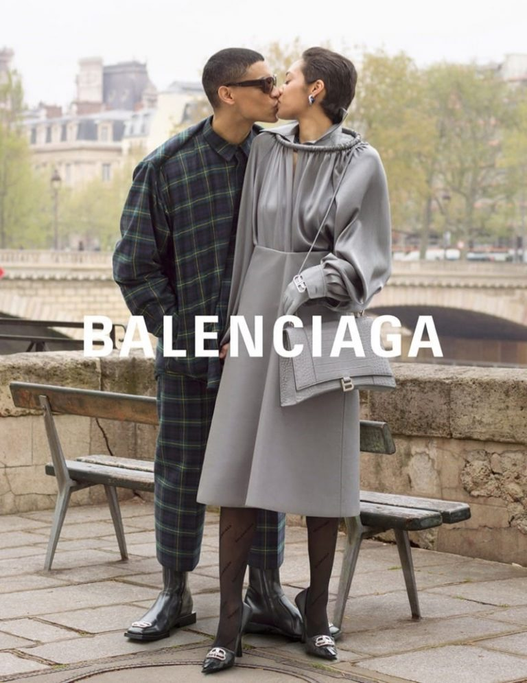 Balenciaga Fall/Winter 2019 Campaign