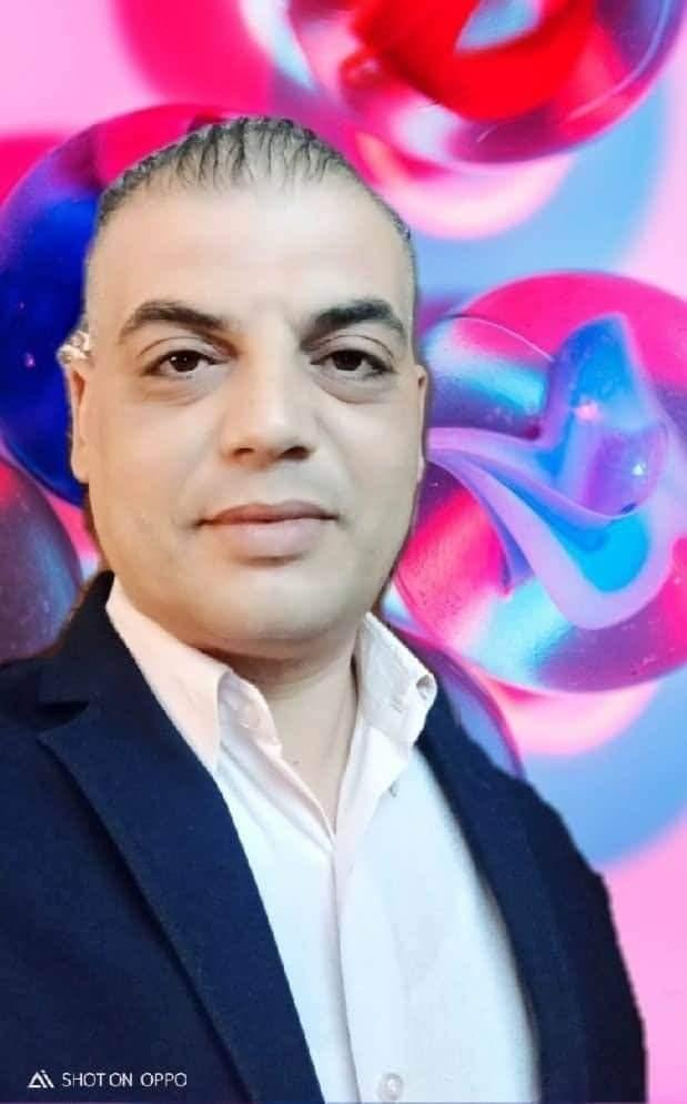 يتقدم الاستاذ سامح يحيي الحمامي مدير التحرير - جريدةالأهرام إيجبت نيوز