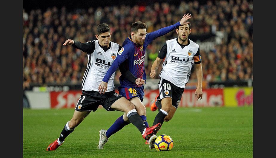 Valencia vs Barcelona en Partido de Vuelta Semifinales ...