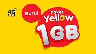 mengatasi indosat lemot dengan paket internet yellow