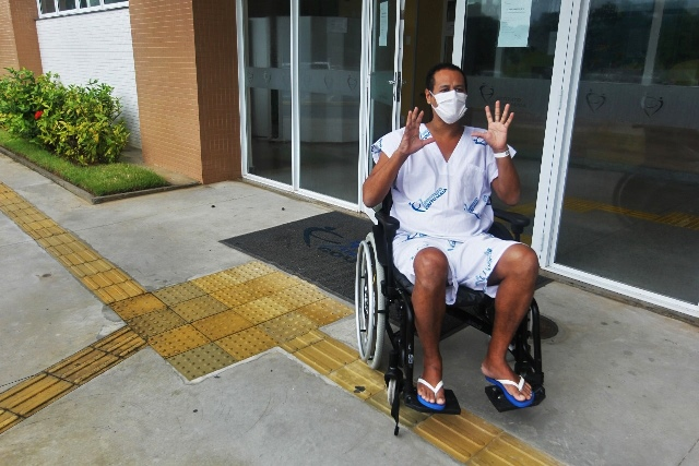 Bahia tem mais de mil pacientes curados de Covid-19