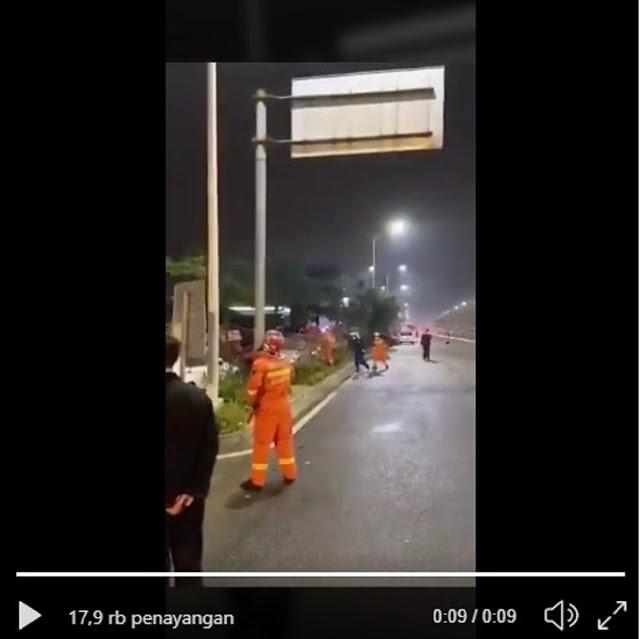 Hotel Tempat Karantina Pasien Corona Runtuh di China, 70 Orang Terjebak