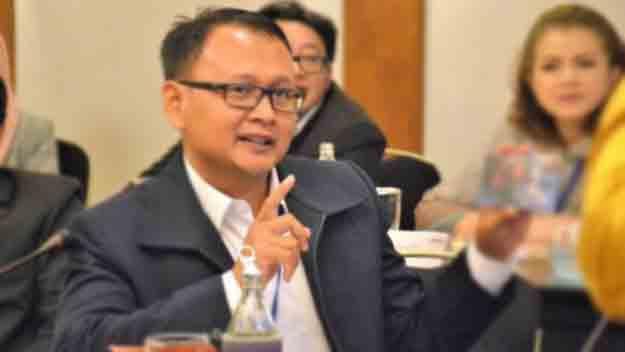 Kepala Biro Humas Hukum dan Kerja Sama BKN, Paryono