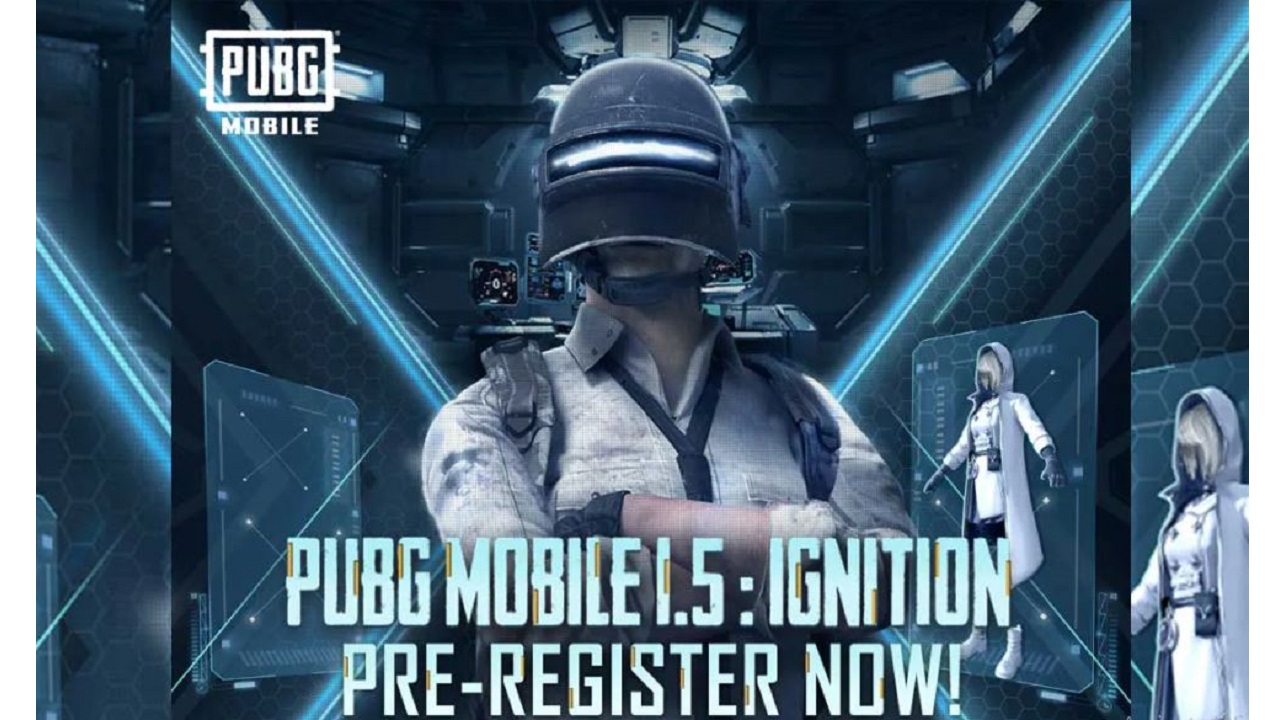 PUBG Mobile 1.5 Ignition Update Features