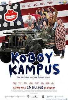 Sinopsis Film Koboy Kampus (2019)