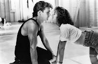 Dirty Dancing Movie Patrick Swayze and Jennifer Grey