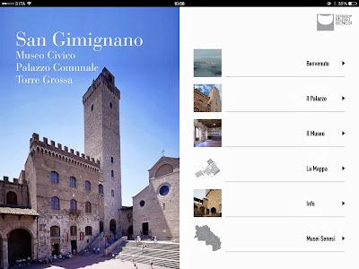 App San Gimingnano