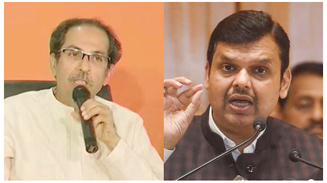 devendra fadnavis uddhav thackeray