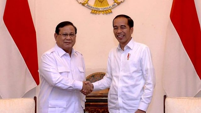Jokowi dan Prabowo Akan Jadi Saksi Pernikahan Aurel Hermansyah-Atta Halilintar