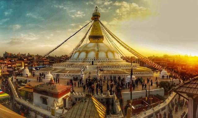 Get lost in breathtaking Kathmandu