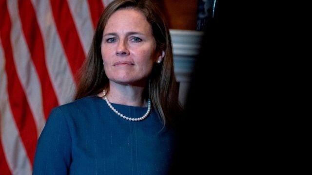 إيمي باريت مرشح ترامب للمحكمة العليا يتعهد بتطبيق القانون كما هو مكتوب