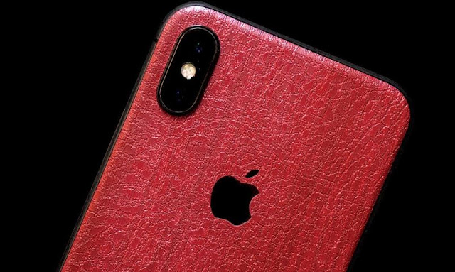 Apple RED iPhone Color