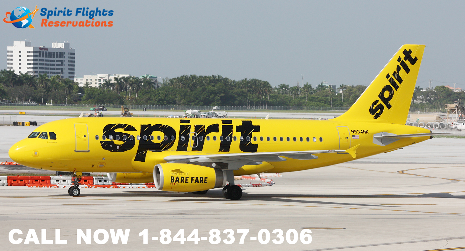 Spirit Airlines Reservations