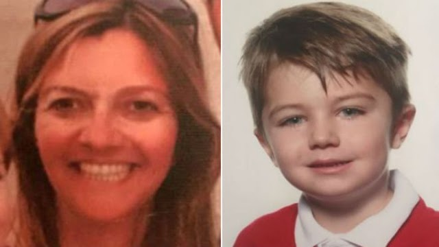 #UK :Two bodies in reservoir as police hunt missing mum and son