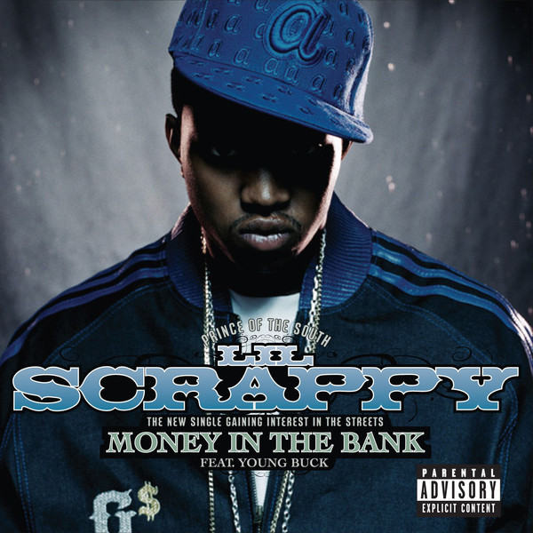 Lil Scrappy - Money In the Bank - EP Cover