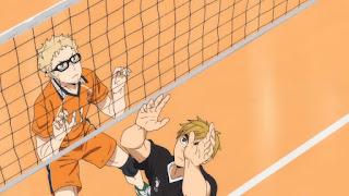 ハイキュー!! アニメ 第4期16話   烏野VS稲荷崎   HAIKYU!! SEASON 4 Karasuno vs Inarizaki