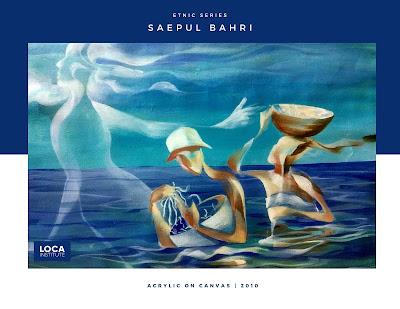 saepul bahri etnic series 2