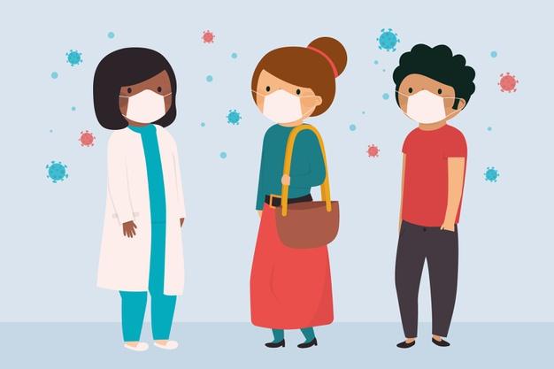 Masalah Kulit Yang Bisa Muncul Memakai Masker di Masa Wabah Covid-19 dan Tips Pencegahannya