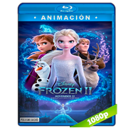 Frozen 2 (2019) HD BDREMUX 1080p Latino