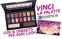 """Silhouette Donna concorso """"Vinci le Palette Essence con 16 ombretti"""" : ogni giorno gratis 5 premi"""
