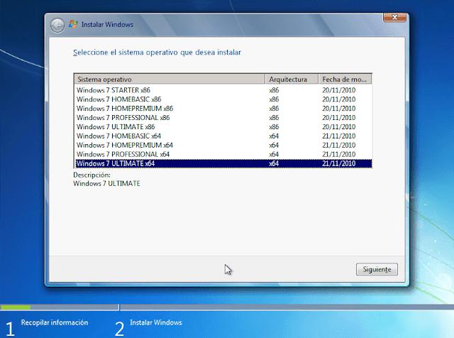 ✅ Windows 7 Todo En Uno (Original)【 32 y 64 Bits 】Español [ UL - FF +] WBM-03