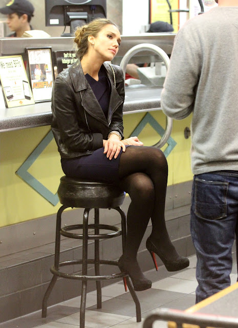 Agree, the jessica alba wearing pantyhose join. agree