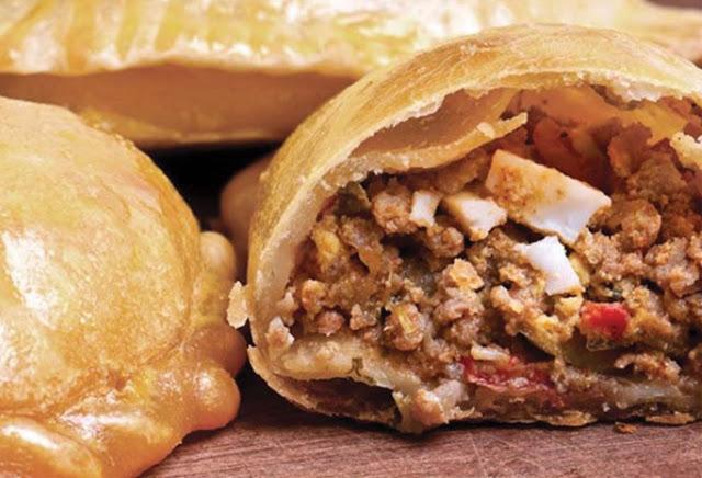 Pastes, gastronomía de Hidalgo