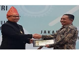 Danone-AQUA Solok Raih Penghargaan Industri Hijau 2019