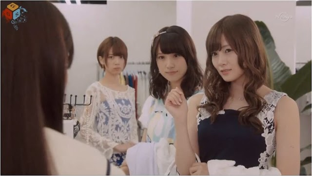 Hatsumori Bemars Episode 3 Sub Indo (Nogizaka46)