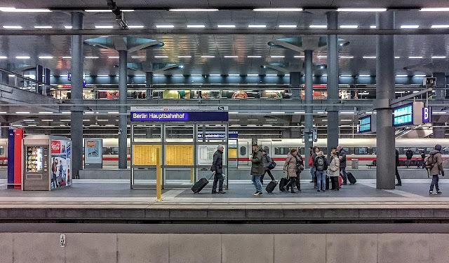 خلفيات مدينة برلين والمترو أجمل خلفيات المدن