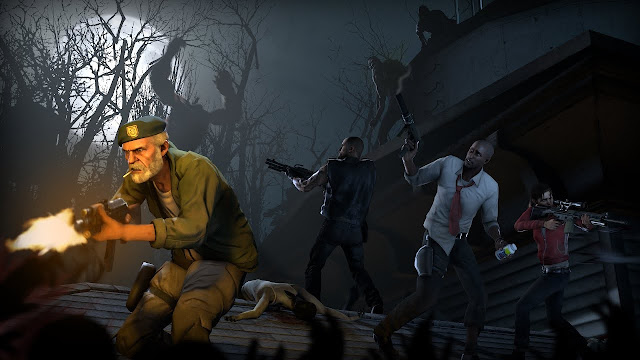 LEFT 4 DEAD 2 The Last Stand