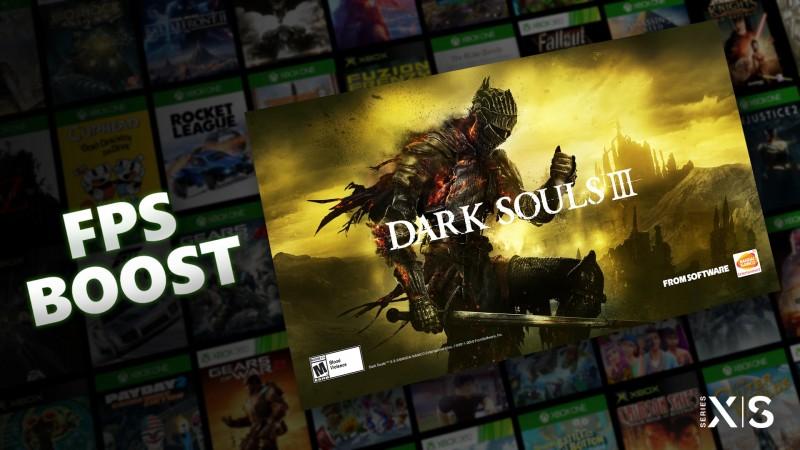 Dark Souls 3 Now Runs At 60fps On Xbox Series X / S