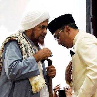 3 Nasihat Habib Umar yang Dicatat Ridwan Kamil