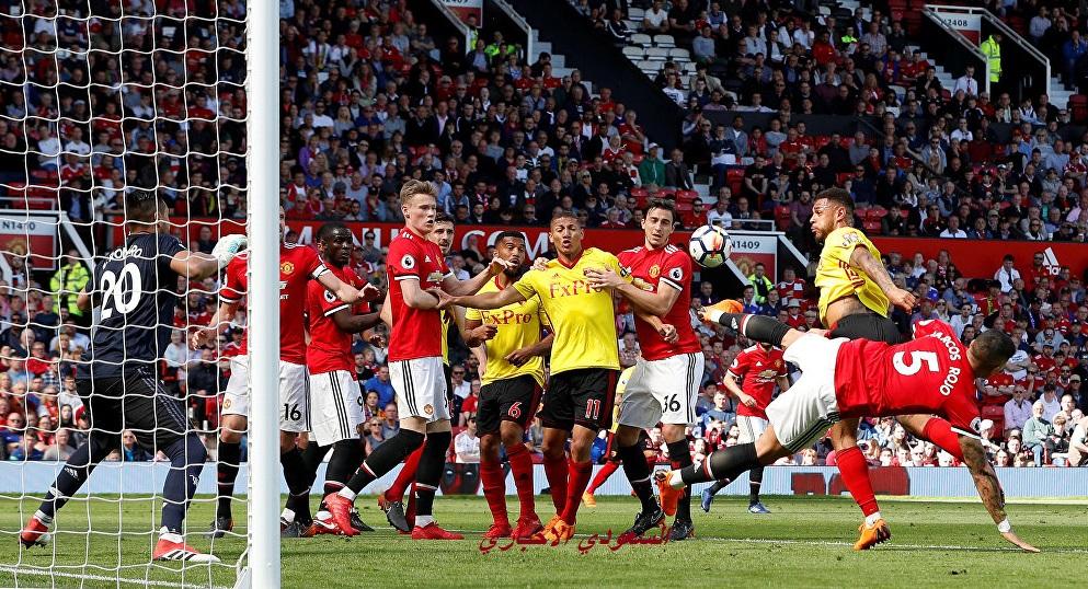 مانشستر يونايتد ينافس وولفرهامبتون على لقب بطولة الدوري الانجليزي الممتاز.