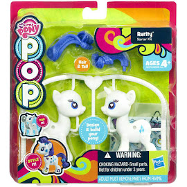 My Little Pony Wave 1 Starter Kit Rarity Hasbro POP Pony