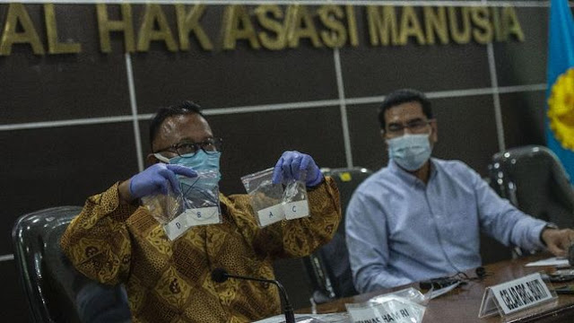 Hasil Final Penyelidikan Kasus KM 50 Tol Cikampek: Polisi Terbukti Melanggar HAM