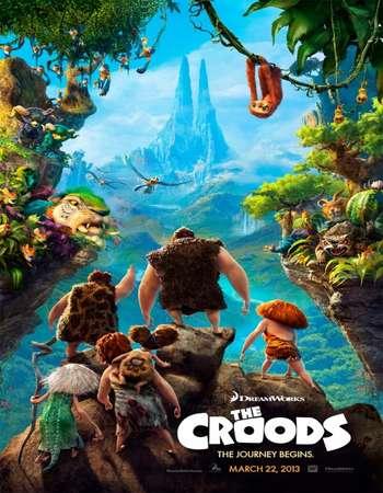 The Croods 2013 Hindi Dual Audio BluRay Full Movie Download