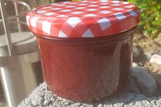 Schoko-Kirsch Konfitüre
