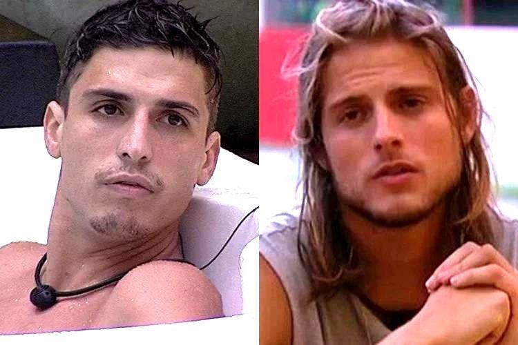 Daniel e Prior, quem vai sair do armário primeiro?