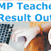 MP Teacher Result 2018 Out @ peb.mp.gov.in - Get Here Direct Link