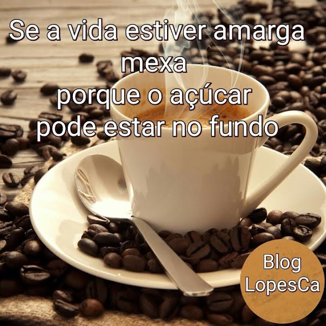 LopesCa: Bom dia com café, mexa Goodreads